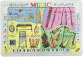 PAINLESS LEARNING PLACEMATS-Music-Placemat