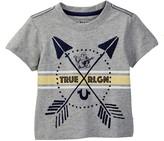 True Religion Cross Arrows Tee (Baby Boys)