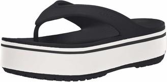 Crocs Crocband Platform Flip Flop