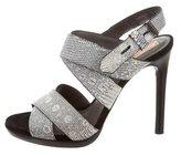 Reed Krakoff Karung Crossover Sandals