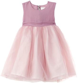 Nellystella Nataile Silk-Blend Dress