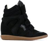 Isabel Marant Etoile Beckett hi-top sneakers