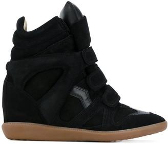 Isabel Marant Étoile Beckett hi-top sneakers