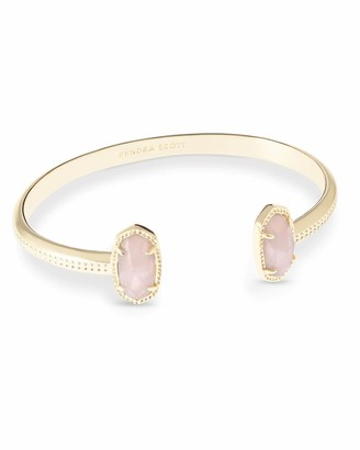 Kendra Scott Elton Pinch Cuff Bracelet in Gold
