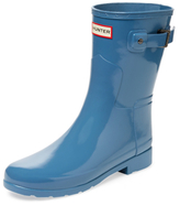 Hunter Original Short Refined Gloss Rain Boot