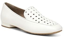 Donald J Pliner Women's Honey Embossed Leather Loafers