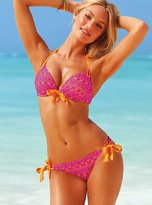 Victoria's Secret The Gorgeous Swim Collection Gorgeous Push-up Halter Top