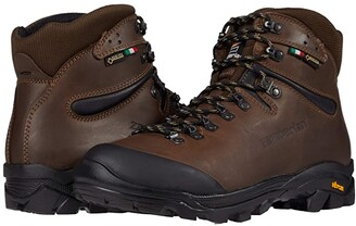 Zamberlan Vioz Hike GTX RR (Waxed Chestnut) Men's Shoes