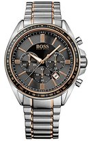 HUGO BOSS BRAND NEW Men's Chronograph Boss Black Driver Spor