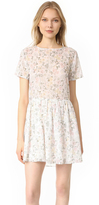 Anine Bing Floral Cotton Dress