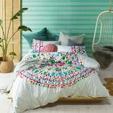 Accessorize Loving Life Quilt Cover Set, Queen