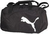 Puma Mens Pro Training Small Holdall Black/Black/White
