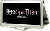 Buckle Down Buckle-Down Buckle-Down Business Card Holder - Attack on Titan Accessory