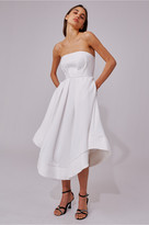 C/Meo Collective VIBRANT DRESS ivory