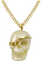 Wildfox Couture Skull Necklace