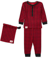 Ralph Lauren Girl Buffalo Check Pajama Set