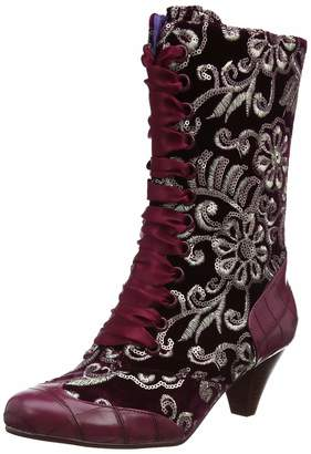 Irregular Choice Poetic Licence By Poetic Licence by Women's Lady Victoria Ankle Boots