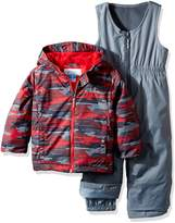 Columbia Little Boys' Toddler Frosty Slope Set