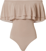 Exclusive for Intermix Eves Off Shoulder Bodysuit