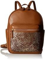 Vera Bradley Womens' Leighton Backpack, Leather,