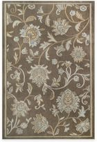 Bed Bath & Beyond Westwood Floral Accent Rug in Taupe