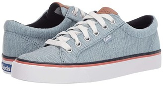 Keds Jump Kick Denim (Light Blue) Women's Shoes