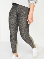 Thumbnail for your product : Old Navy High-Waisted PowerSoft Run Leggings for Women