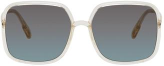 Christian Dior Yellow SoStellaire1 Sunglasses