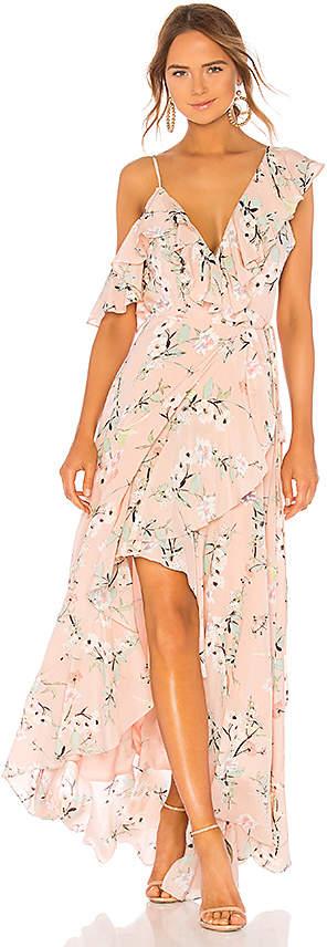 Yumi Kim Butterfly Maxi Dress
