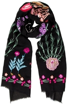 Temperley London Fox Glove Shawl