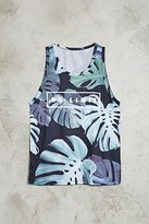 Forever 21 FOREVER 21+ No Limit Graphic Tank Top
