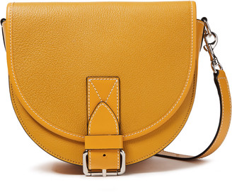 J.W.Anderson Small Bike Smooth And Pebbled-leather Shoulder Bag