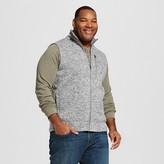 Merona Men's Big & Tall Sweater Fleece Vest