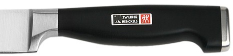 """Zwilling J.A. Henckels TWIN® Four Star II 10"""" Hollow Edge Slicing Knife"""