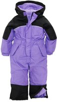 "iXtreme Little Girls' Toddler ""Snowy Hill"" 1-Piece Snowsuit"