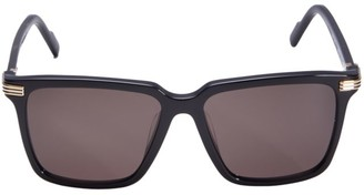 Cartier 56MM Rectangular Sunglasses
