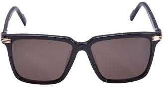 Cartier 56MM Rectangular Sunglasses