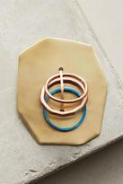 Sibilia Painted Metals Stacking Ring Set