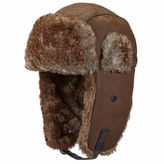 Woolrich Waxed Canvas Trapper Hat