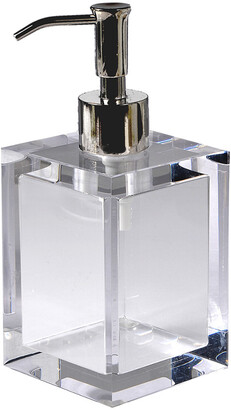Mike and Ally Mike + Ally Clear Lucite Lotion Pump