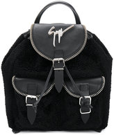 Giuseppe Zanotti Design Regiment backpack