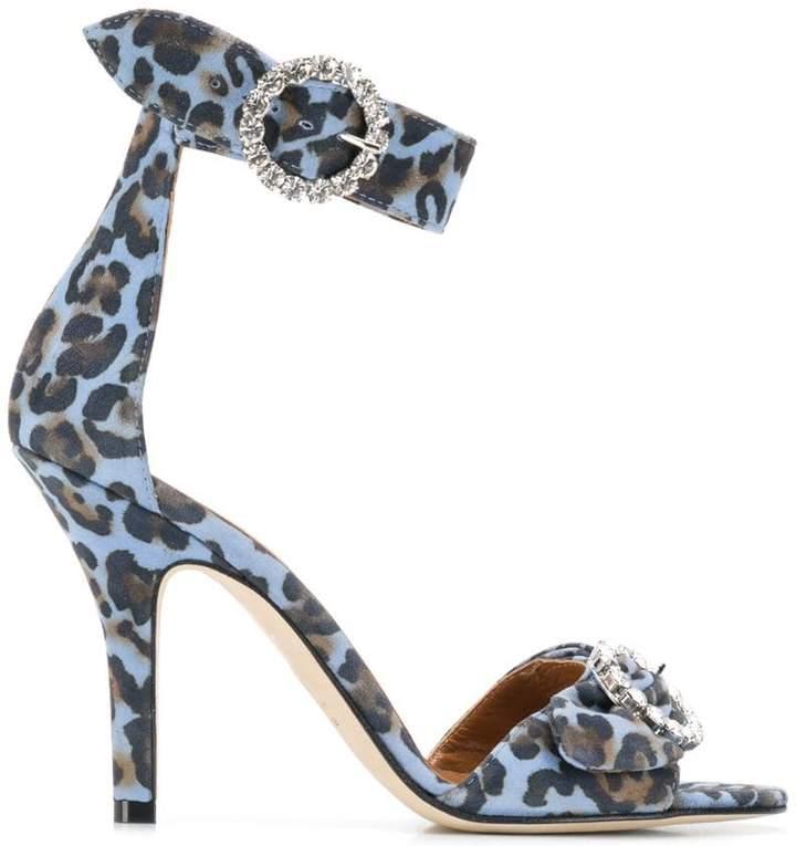 641f5a8179f Leopard Print Sandals - ShopStyle