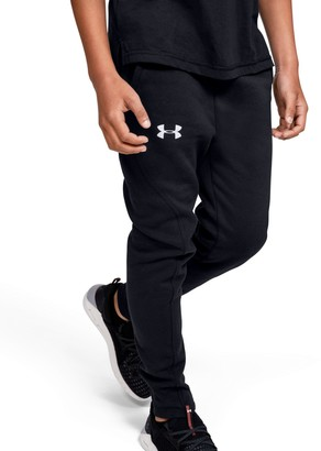 Under Armour Boys' UA Rival Solid Joggers