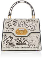 Dolce & Gabbana Amore Top Handle Bag