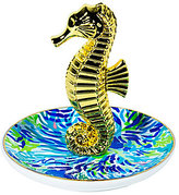 Lilly Pulitzer Seahorse Ring Holder