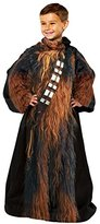 "Lucas Films' Star Wars, Being Chewbacca Youth Fleece Comfy Throw by The Northwest Company, 48"" by 48"""