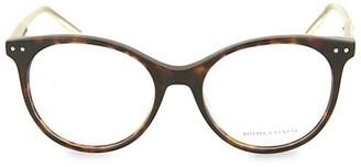 Bottega Veneta 52MM Blue Light Core Readers Optical Glasses