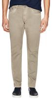Jean Shop Slim Twill Selvedge Jeans