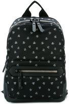 Lanvin spider print backpack