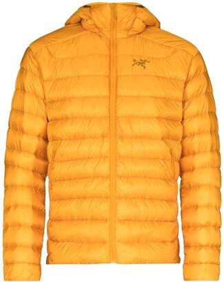 Arc'teryx Cerium LT hooded padded jacket